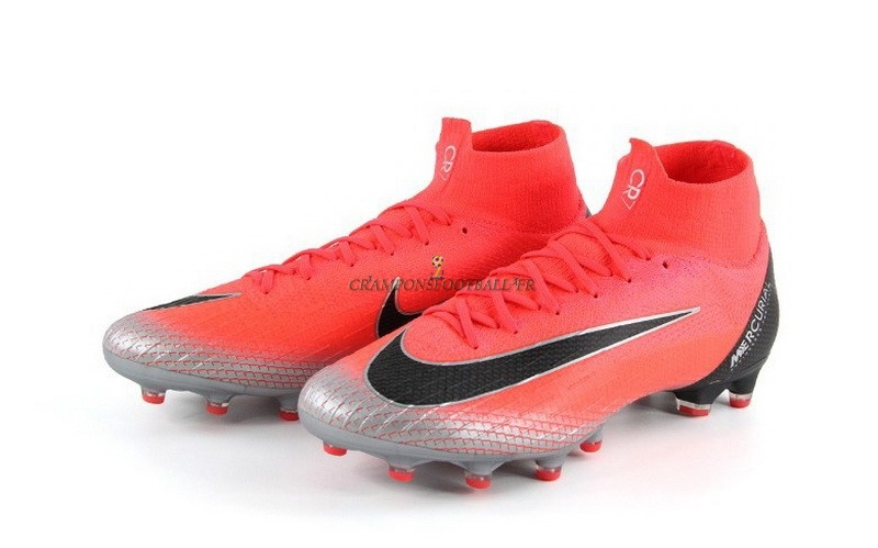 2019 Nouveaux Nike Mercurial Superfly CR7 Built On Dreams FG Qualité 100%